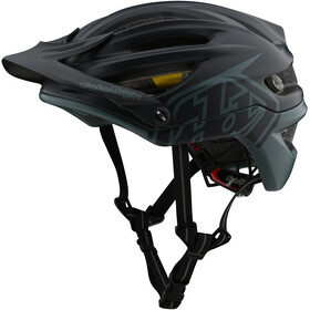 Troy Lee Designs A2 MIPS casco per bici, decoy grey/green